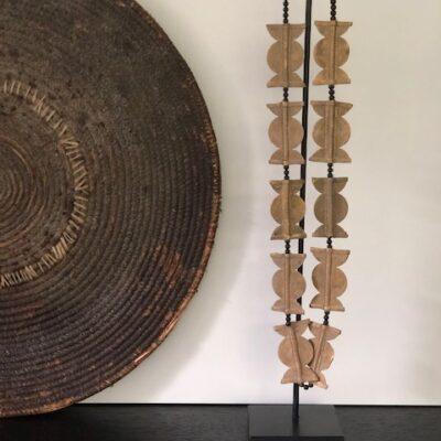 Brass, vlinder, ethnic