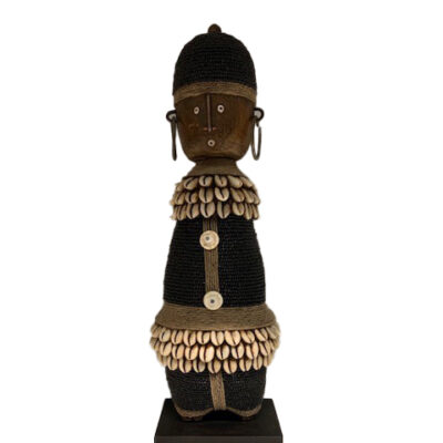 African doll