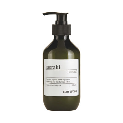 Meraki, Bodylotion
