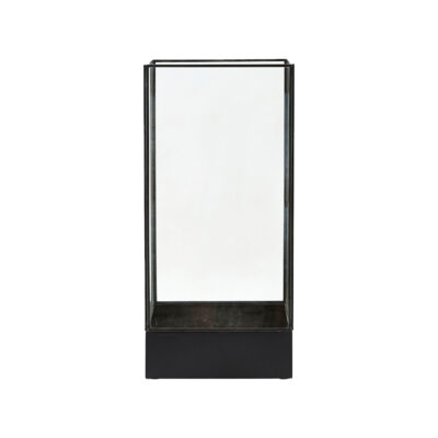 Glazen box, box
